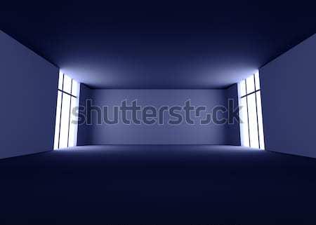 Dark Room Stock photo © Spectral