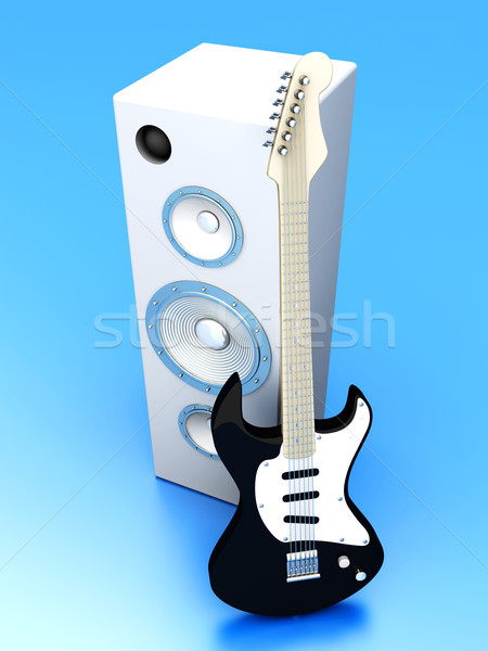 Audio Entertainment		 Stock photo © Spectral