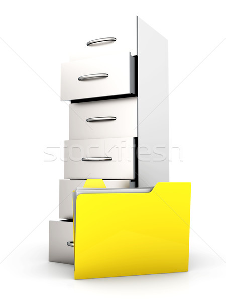 Document Archive	 Stock photo © Spectral