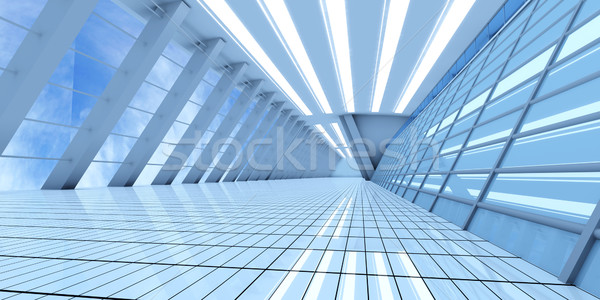 Airport Architecture		 Stock photo © Spectral