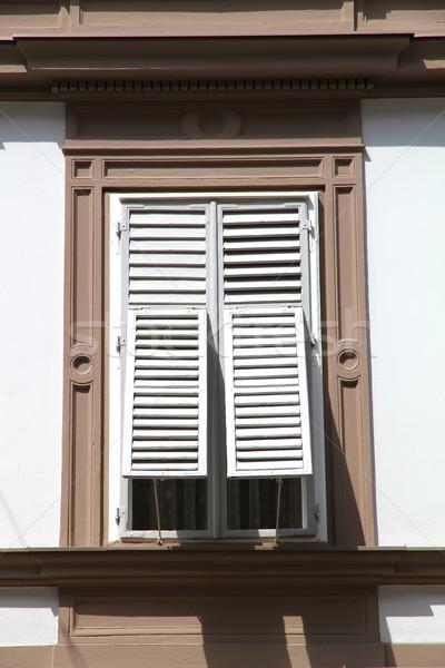 Old Window in Graz Stock photo © Spectral