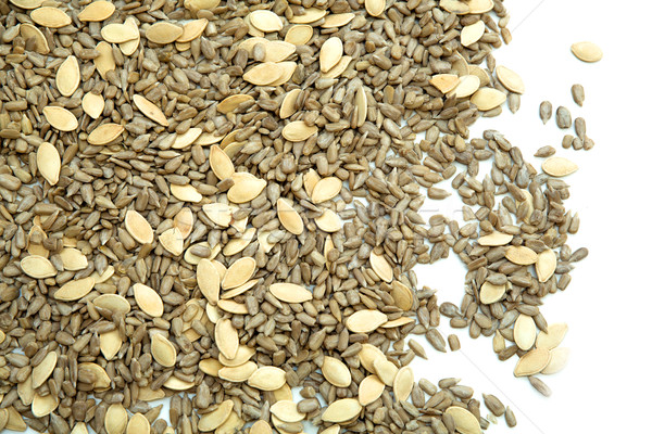 Stock photo: Organic Seeds