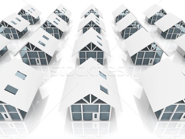 Settlement Stock photo © Spectral