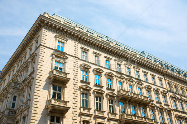 Historic Architecture in Vienna	 Stock photo © Spectral