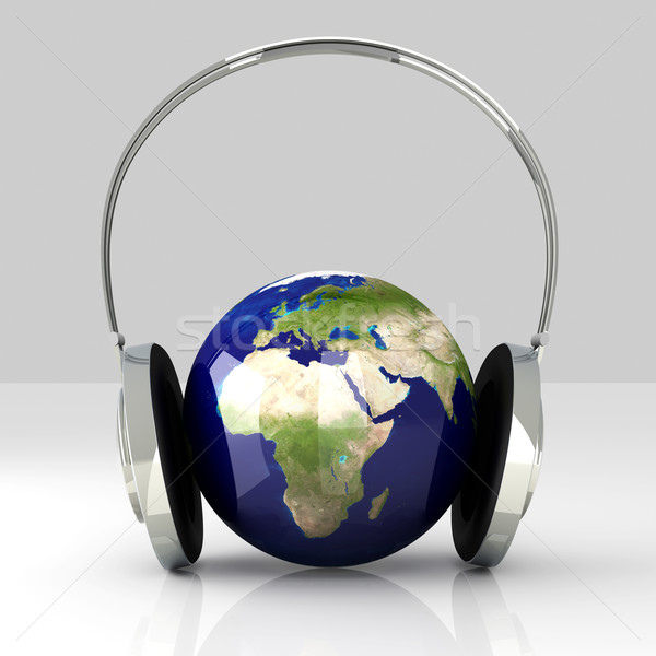 Sound of Europe Stock photo © Spectral