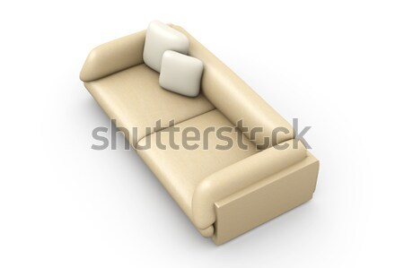 Bed Stock photo © Spectral