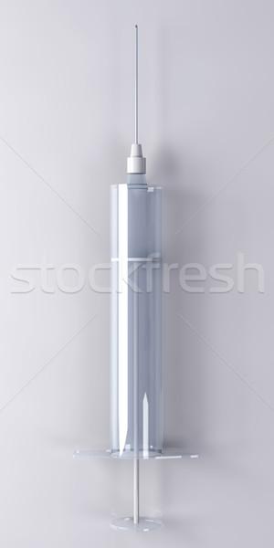 Syringe Stock photo © Spectral