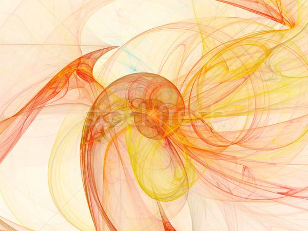 Digitale digitalmente abstract design scienza energia Foto d'archivio © Spectral