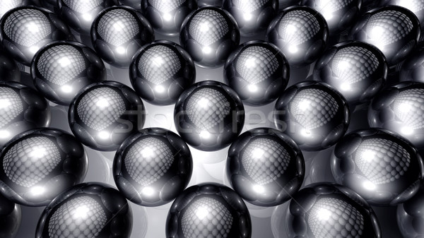 Spheres Background Stock photo © Spectral