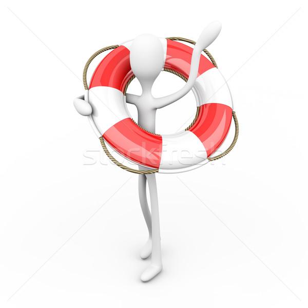 Lifesaver Stock photo © Spectral
