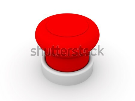 Red Pushbutton Stock photo © Spectral