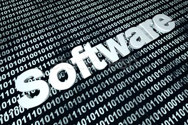 Digital Software Development Stock photo © Spectral