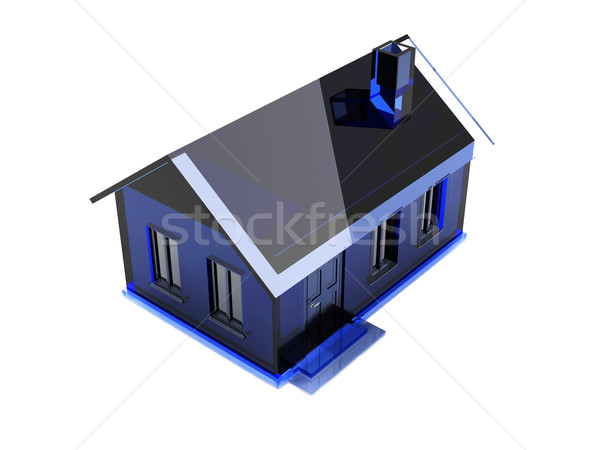 Plastic Toy house Stock photo © Spectral