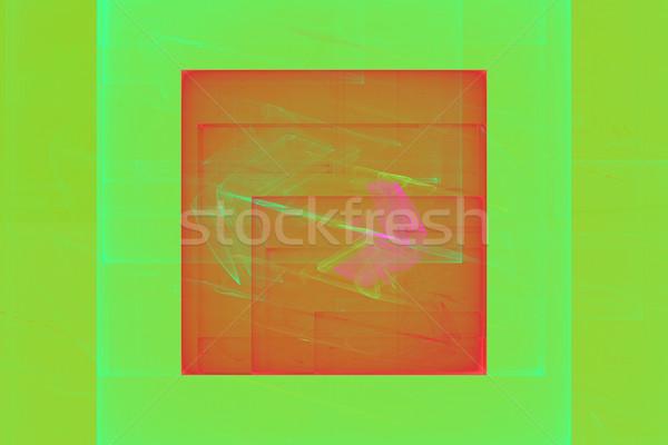 Digitale digitaal abstract ontwerp wetenschap energie Stockfoto © Spectral
