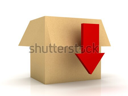 Uncompress Data Stock photo © Spectral