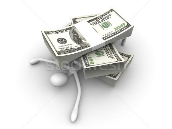 Hit by Profit Stock photo © Spectral