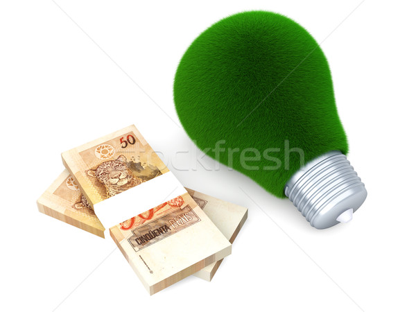 Green energy business - Real Stock photo © Spectral
