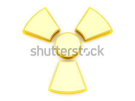 Radioactive sign	 Stock photo © Spectral