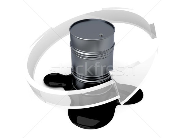Refining oil		 Stock photo © Spectral