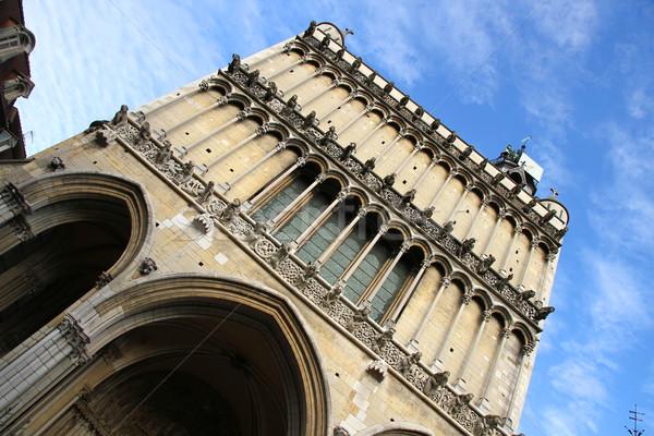 Notre-Dame de Dijon Stock photo © Spectral