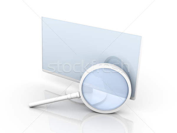 Digital Search Stock photo © Spectral