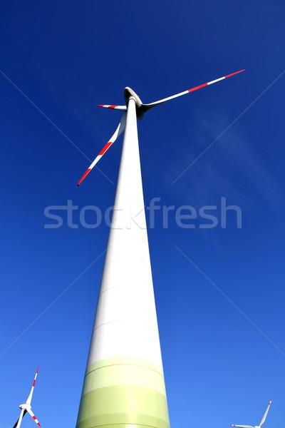 Wind Energy Stock photo © Spectral