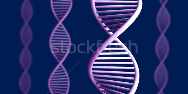 Generic DNA Helix Stock photo © Spectral