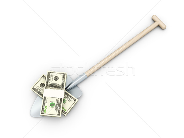 Money Mining Stock photo © Spectral