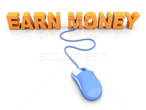Earn Money Stock photo © Spectral