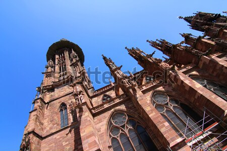 The Freiburg Muenster Stock photo © Spectral