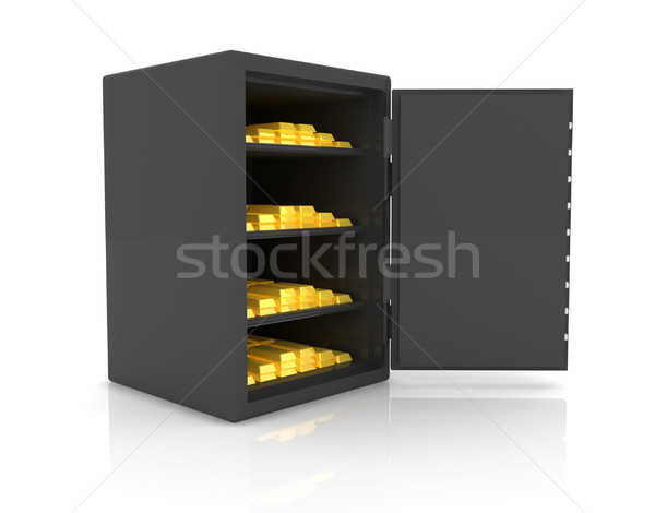 Gold Deposit Stock photo © Spectral