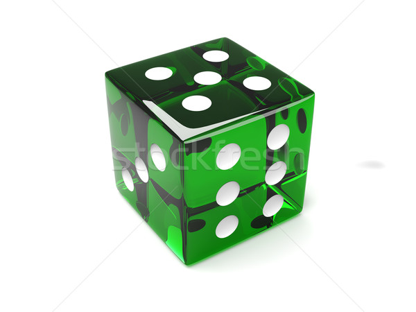 Dice Stock photo © Spectral