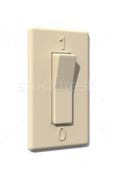 Switch - Neutral Stock photo © Spectral
