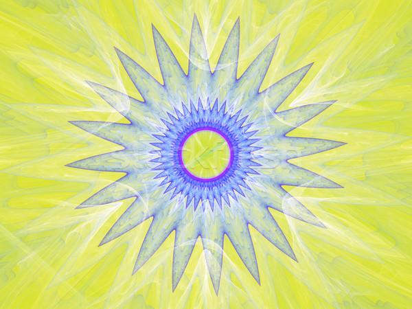Cyfrowe cyfrowo streszczenie projektu nauki energii Zdjęcia stock © Spectral
