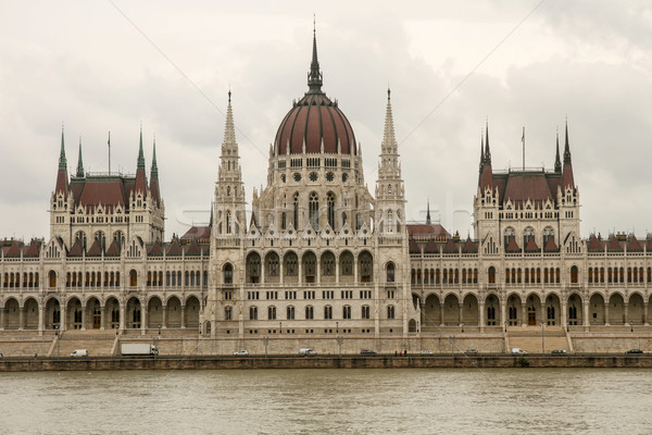 The Parliament in Budapest Stock photo © Spectral