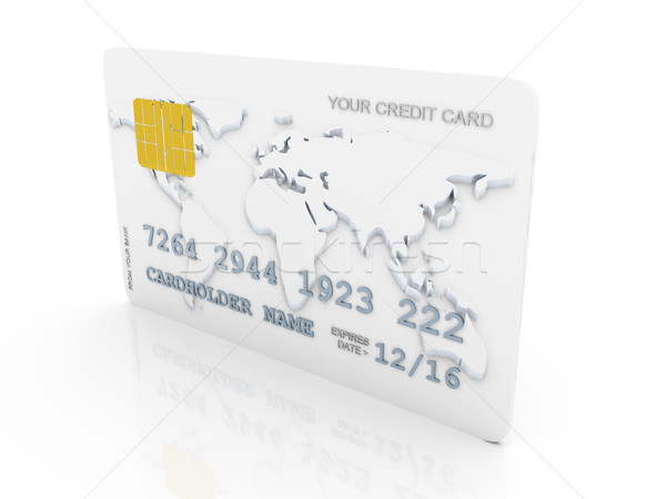 Your Credit Card Stock photo © Spectral