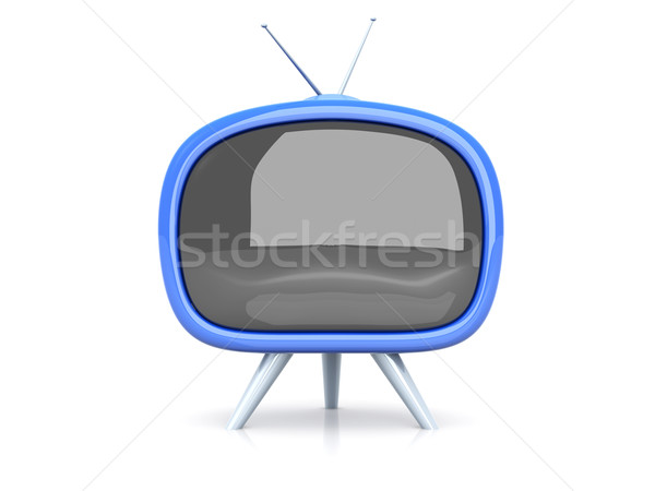 Retro Tv Stock photo © Spectral