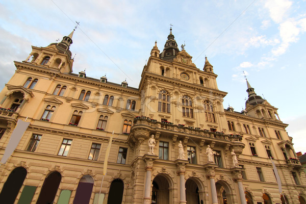 Town Hall of Graz	 Stock photo © Spectral