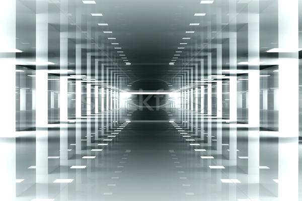 Hallway Stock photo © Spectral