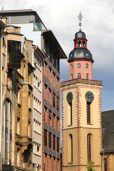 Historic Architecture in Frankfurt am Main Stock photo © Spectral