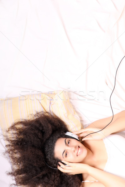 Bedtime Music  Stock photo © Spectral