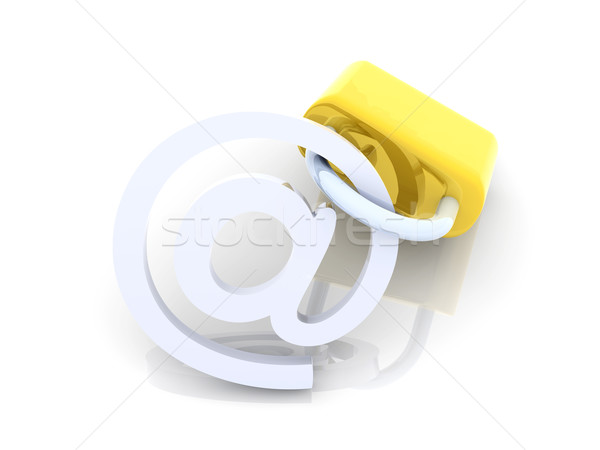 Secure Email Stock photo © Spectral