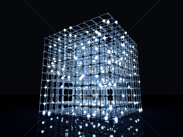 Matrix Stock photo © Spectral