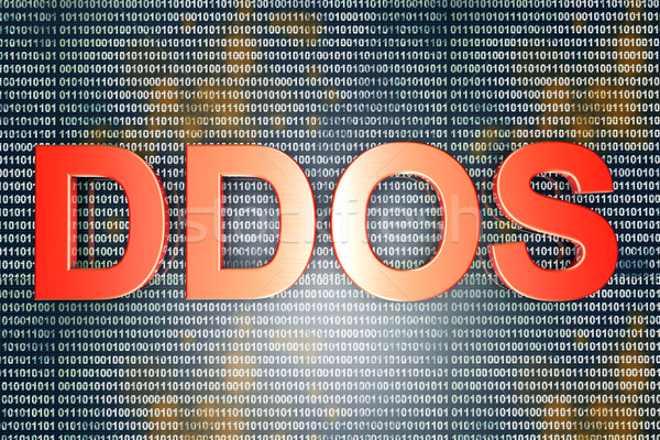 DDOS Stock photo © Spectral