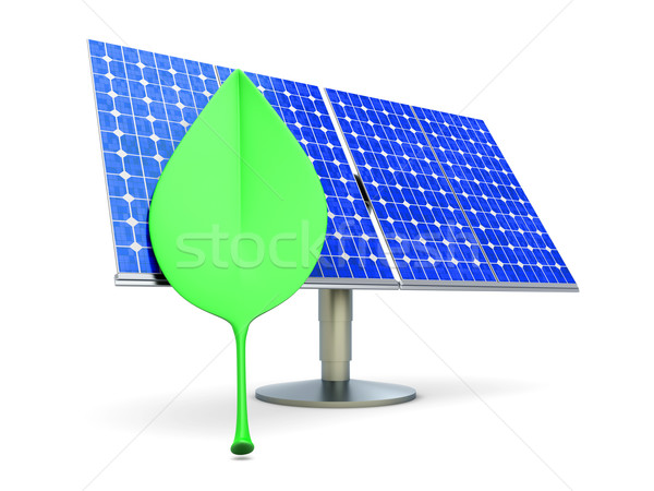 Ecologic Energy Stock photo © Spectral
