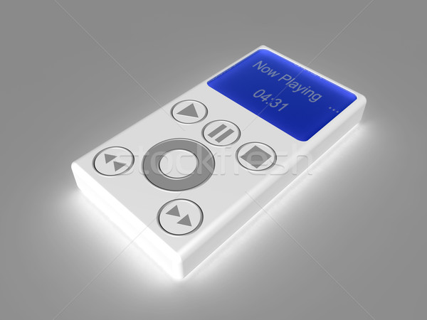 MP3 Player Stock photo © Spectral