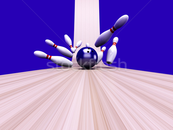 Strike Stock photo © Spectral
