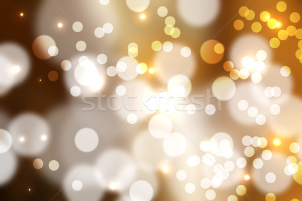 Bokeh lights background	 Stock photo © Spectral