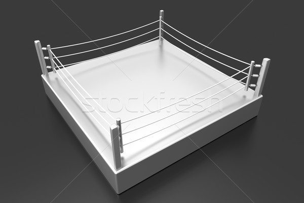 Boxing ring Stock photo © Spectral