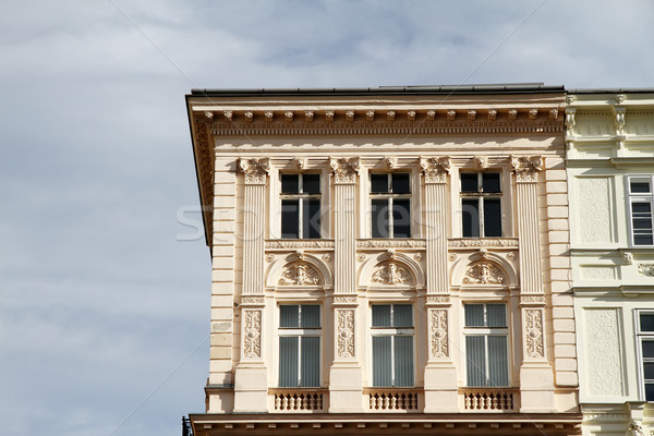 Historic building in Linz Stock photo © Spectral
